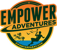 Empower adventures Tampa Bay logo